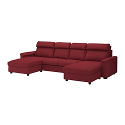 modular sofas ireland bi fold futon sofa bed frame only sectional ikea lidhult 4 seat the cover is easy to keep clean since it