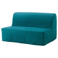 Ikea Purple Sofa Fabric Material In Kenya Lycksele Murbo Two Seat Bed Vallarum Turquoise