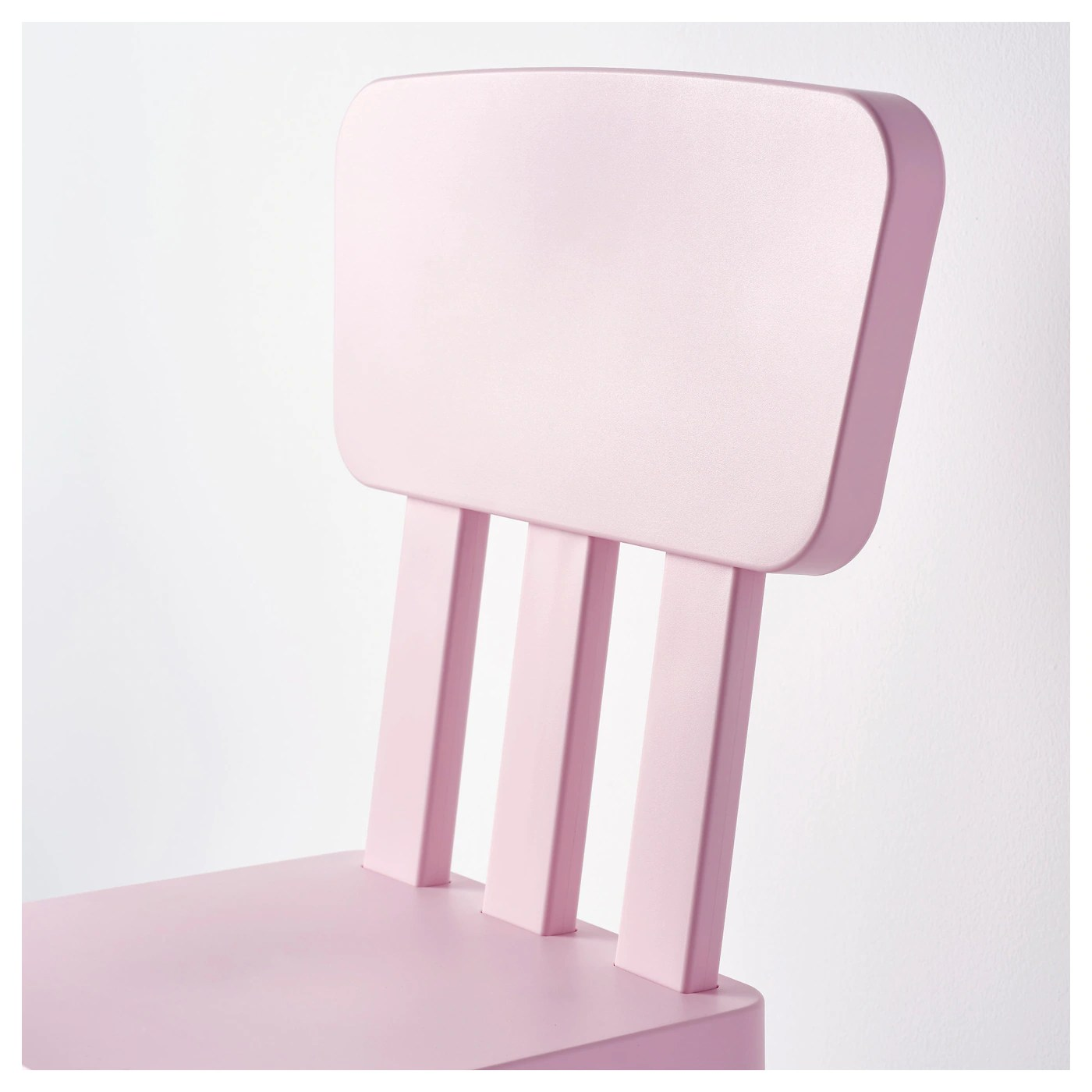 pale pink chair fabrics for upholstering chairs mammut children 39s in outdoor light ikea