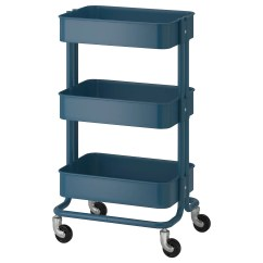 Wheeled Kitchen Island Renovation Calculator Islands Trolleys Ikea Ireland Raskog Trolley Perfect As Extra Storage In Your Hall Bedroom Or Home