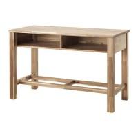 SKOGSTA Bar table Acacia 140x64 cm - IKEA