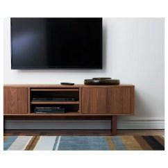 Tv Chair Ikea Box Style Dining Cushions Stockholm Bench Walnut Veneer 160 X 40 50 Cm