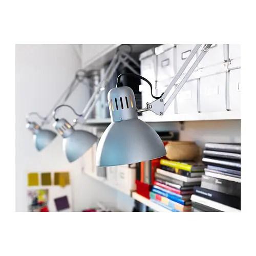TERTIAL Work lamp Silver