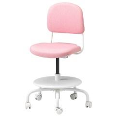 Ikea Childrens Chair 2 Make Covers Ideas Vimund Children 39s Desk Vissle Pink
