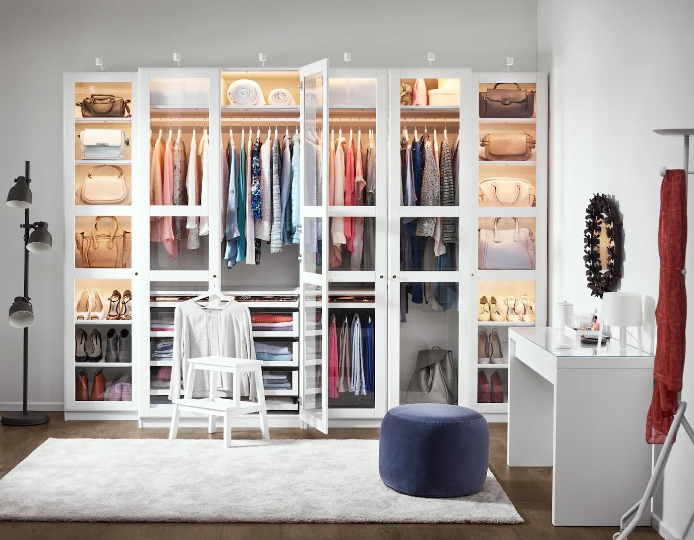 PAX Kleiderschrank fr Schlafzimmer  IKEA