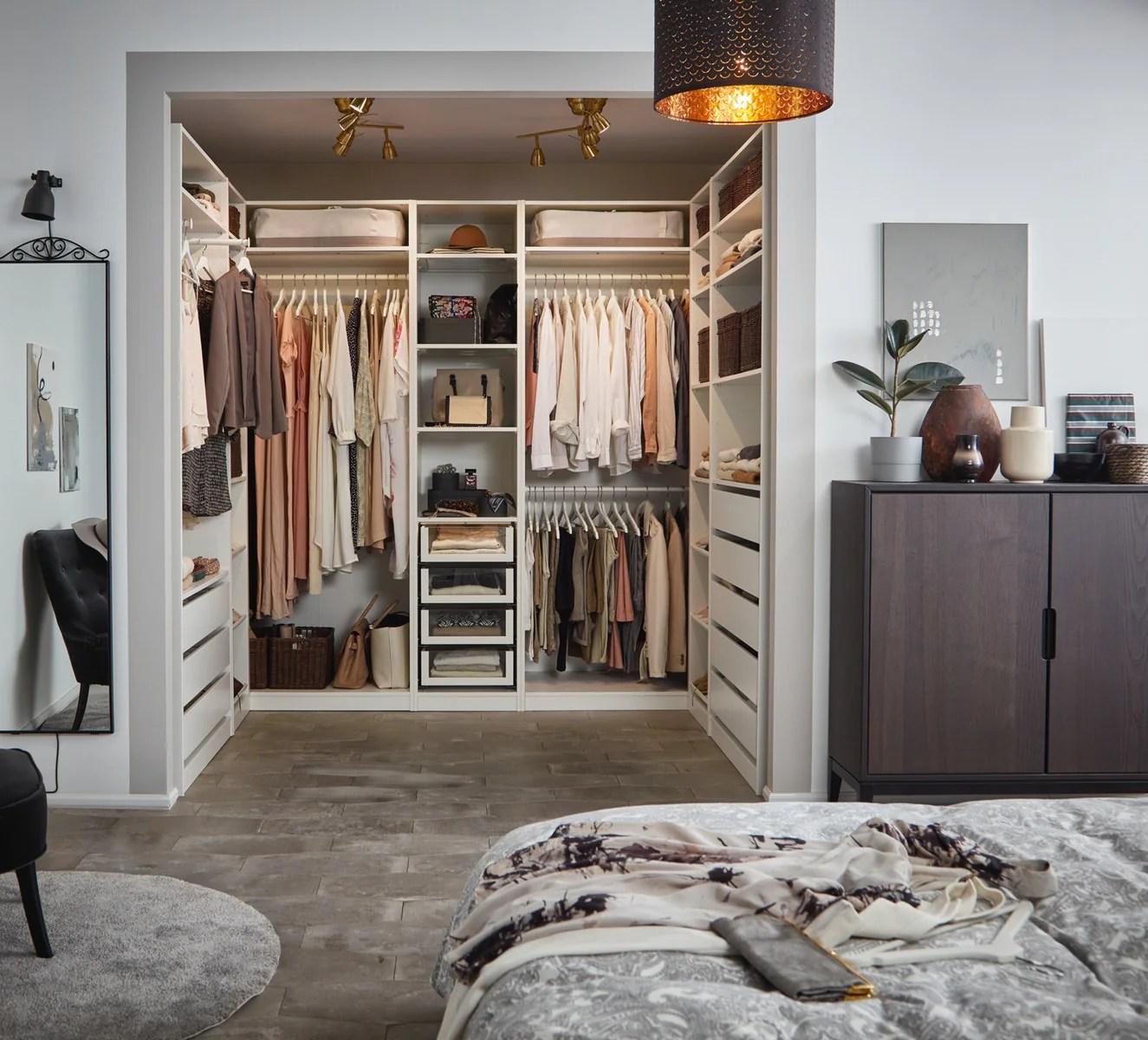 Begehbarer Kleiderschrank   Idee   IKEA
