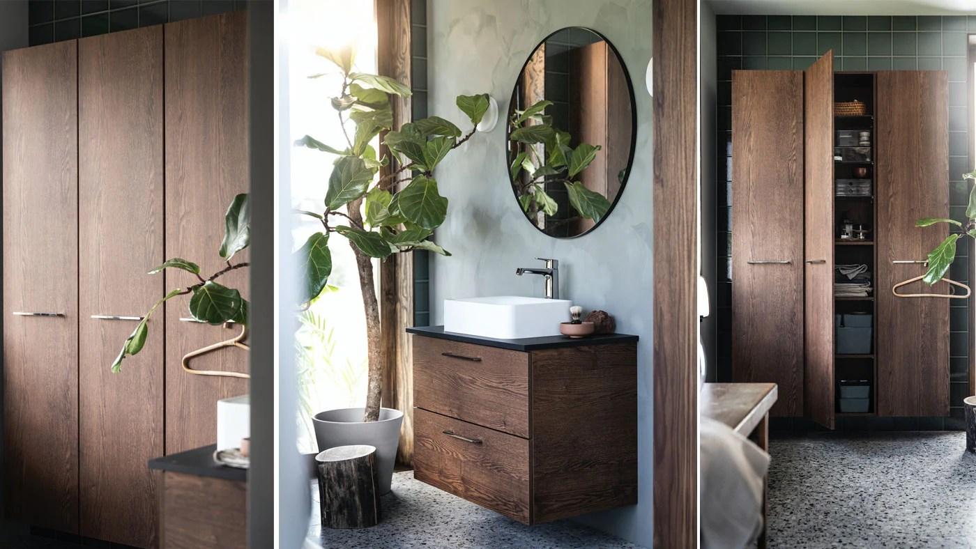 meubles de salle de bain et decoration
