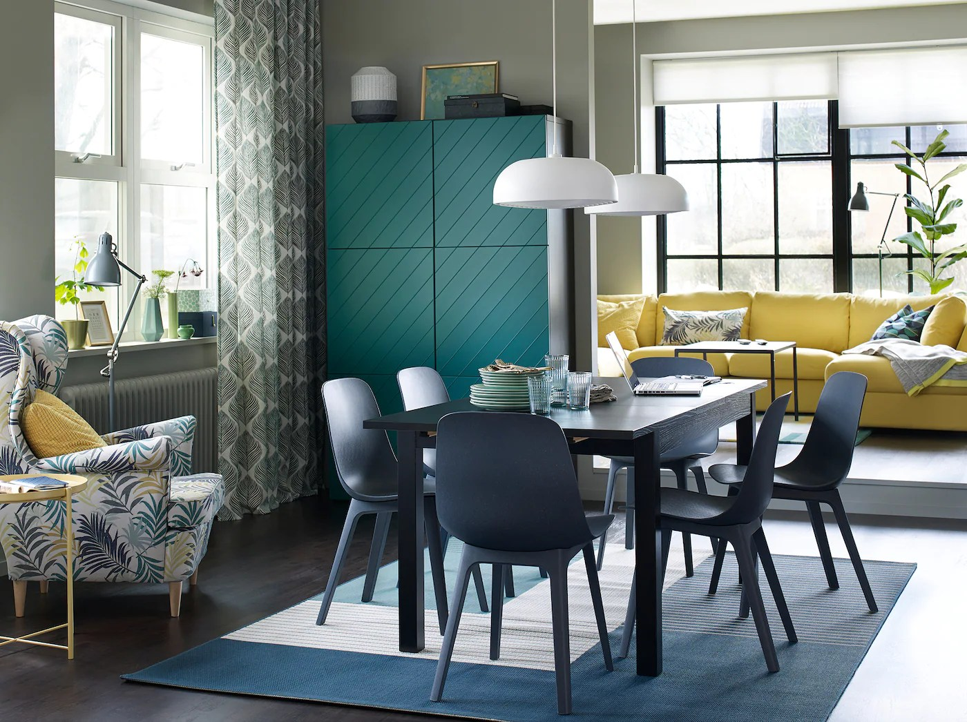Chairs Combine Style And Sustainability Ikea