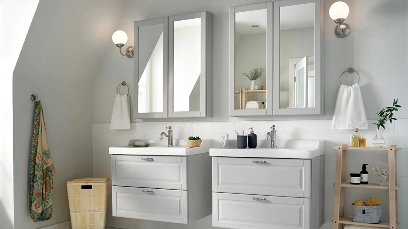 Bathroom Furniture Fixtures Ikea