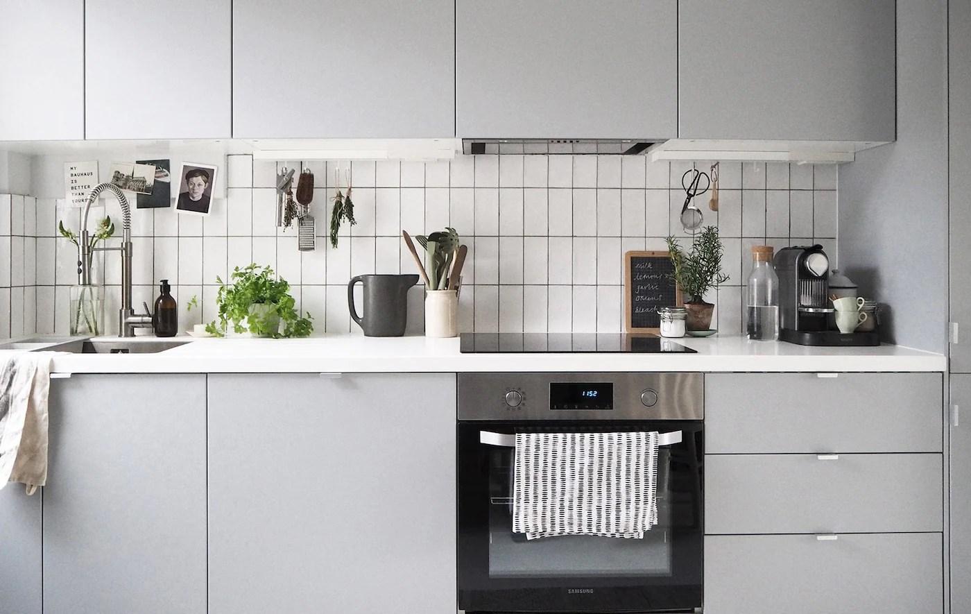 A Scandi Inspired Kitchen Kitchen Design Ideas Ikea