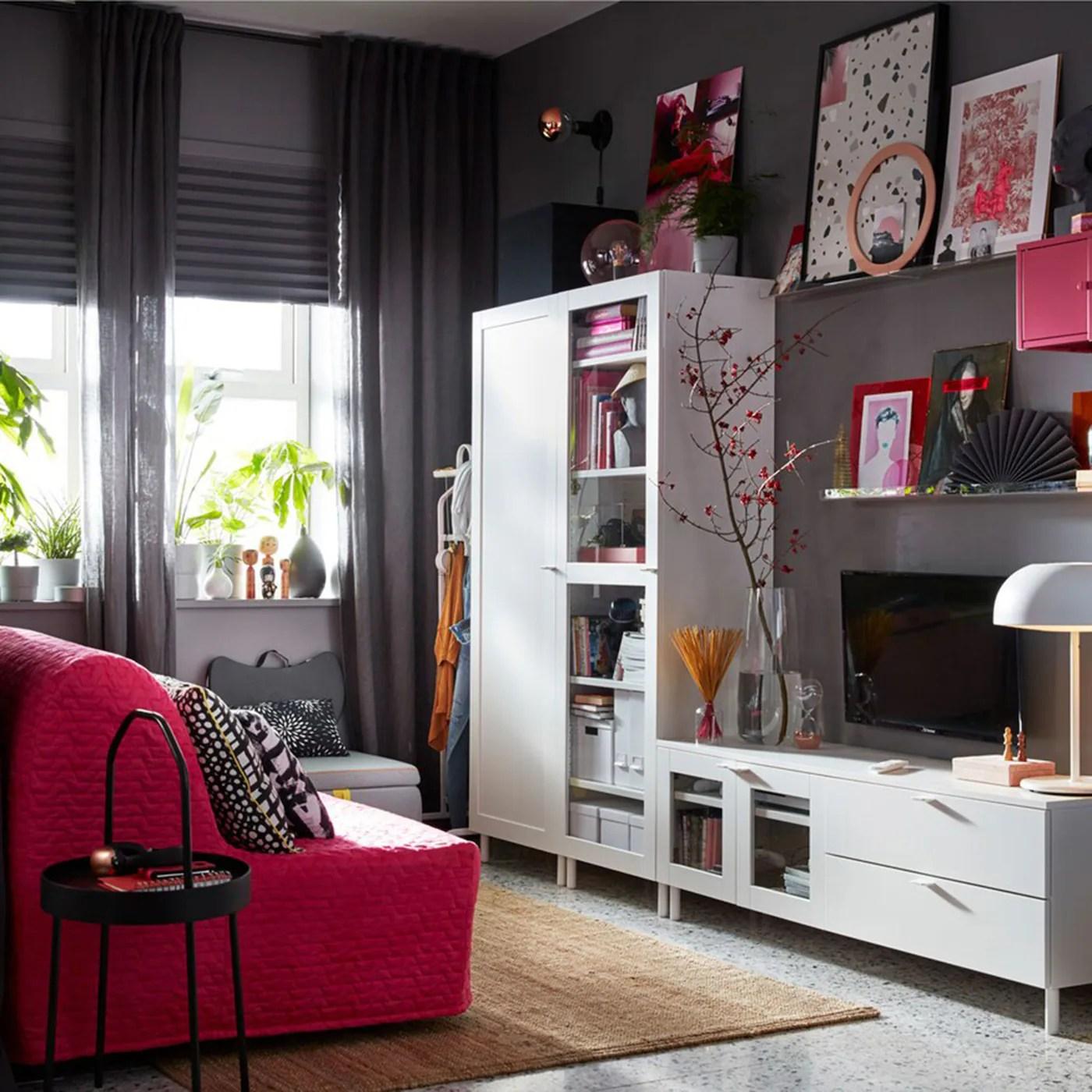 title   Ikea Living Room Storage Ideas