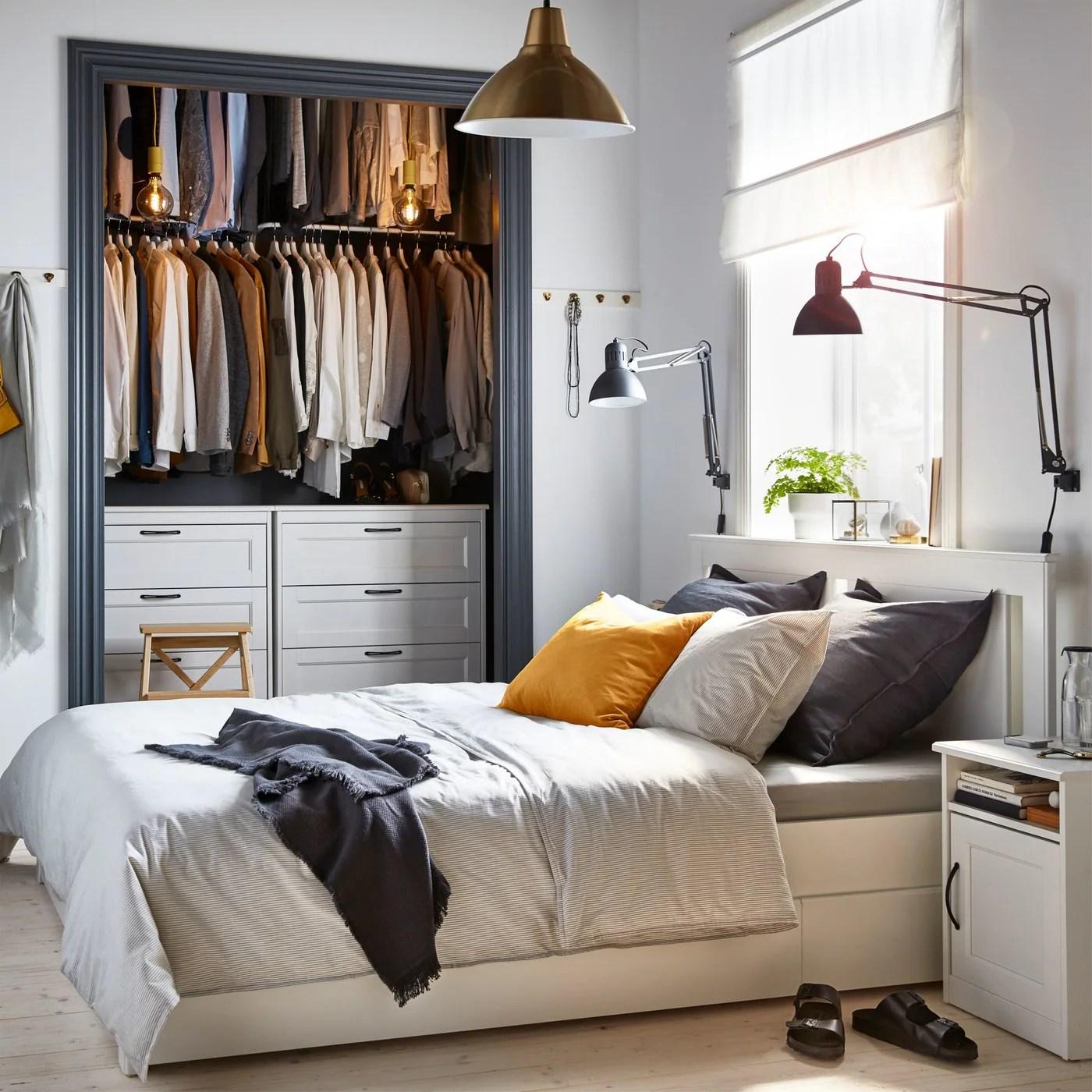 Bedroom Furniture Inspiration Online  IKEA UAE  IKEA