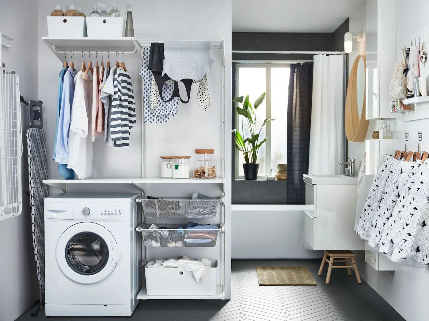 Vaskerom  IKEA