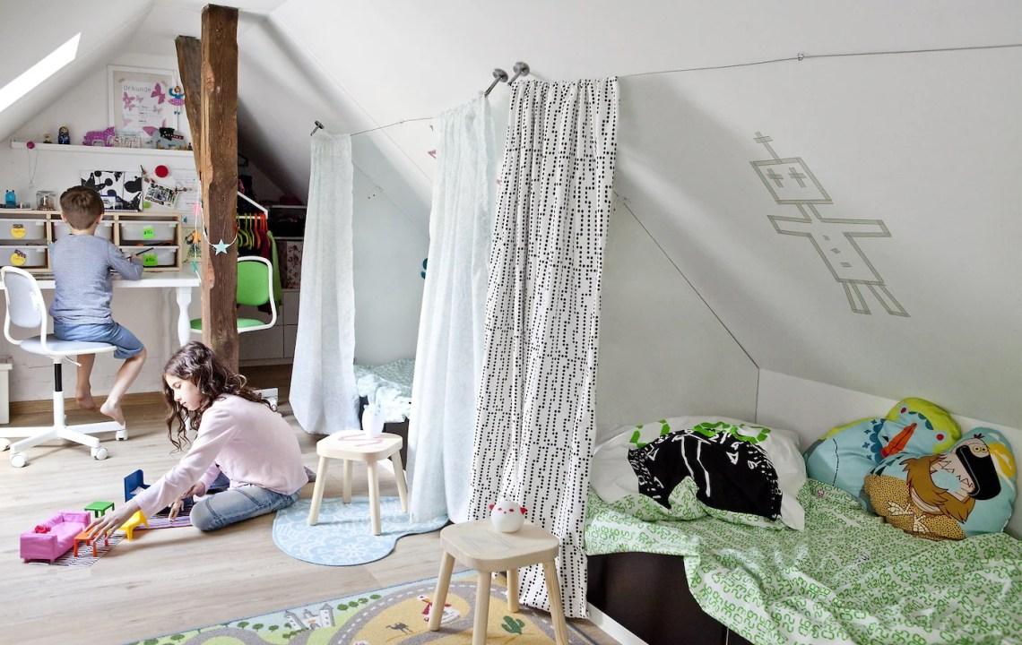 Shared Children S Room Inspiration Ikea