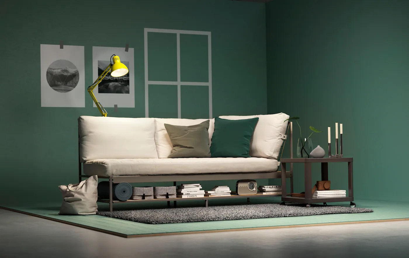 Living Room Furniture For Small Spaces And Flexible Homes