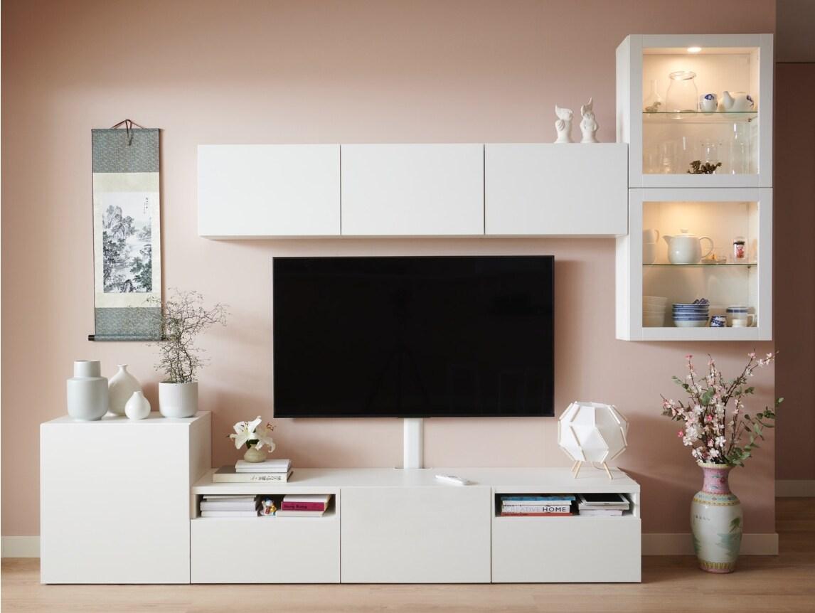Ikea Bestå Tv Unit Assembly Time Lapse