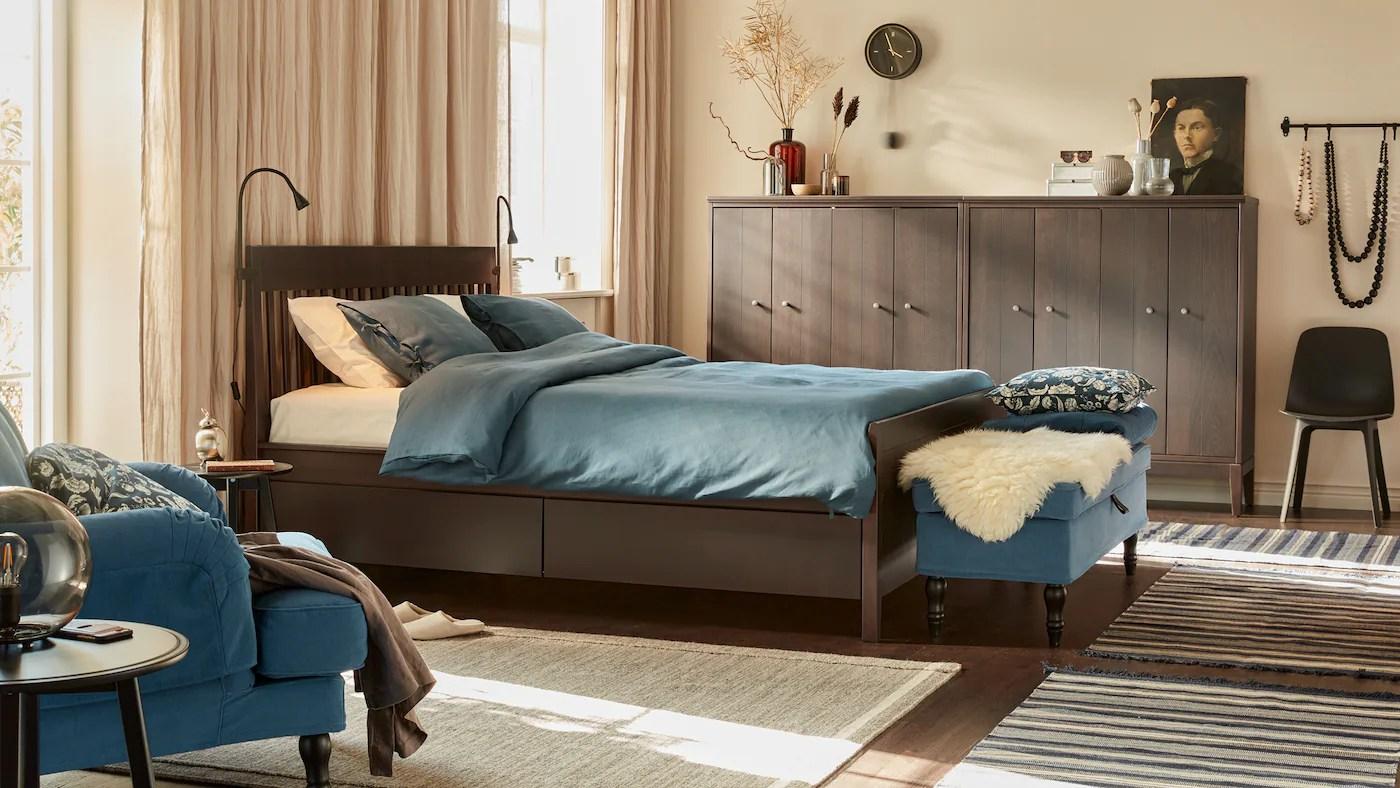 Camera, modello, ikea, letto, come, foto. Una Galleria Di Idee Per La Tua Camera Da Letto Ikea It