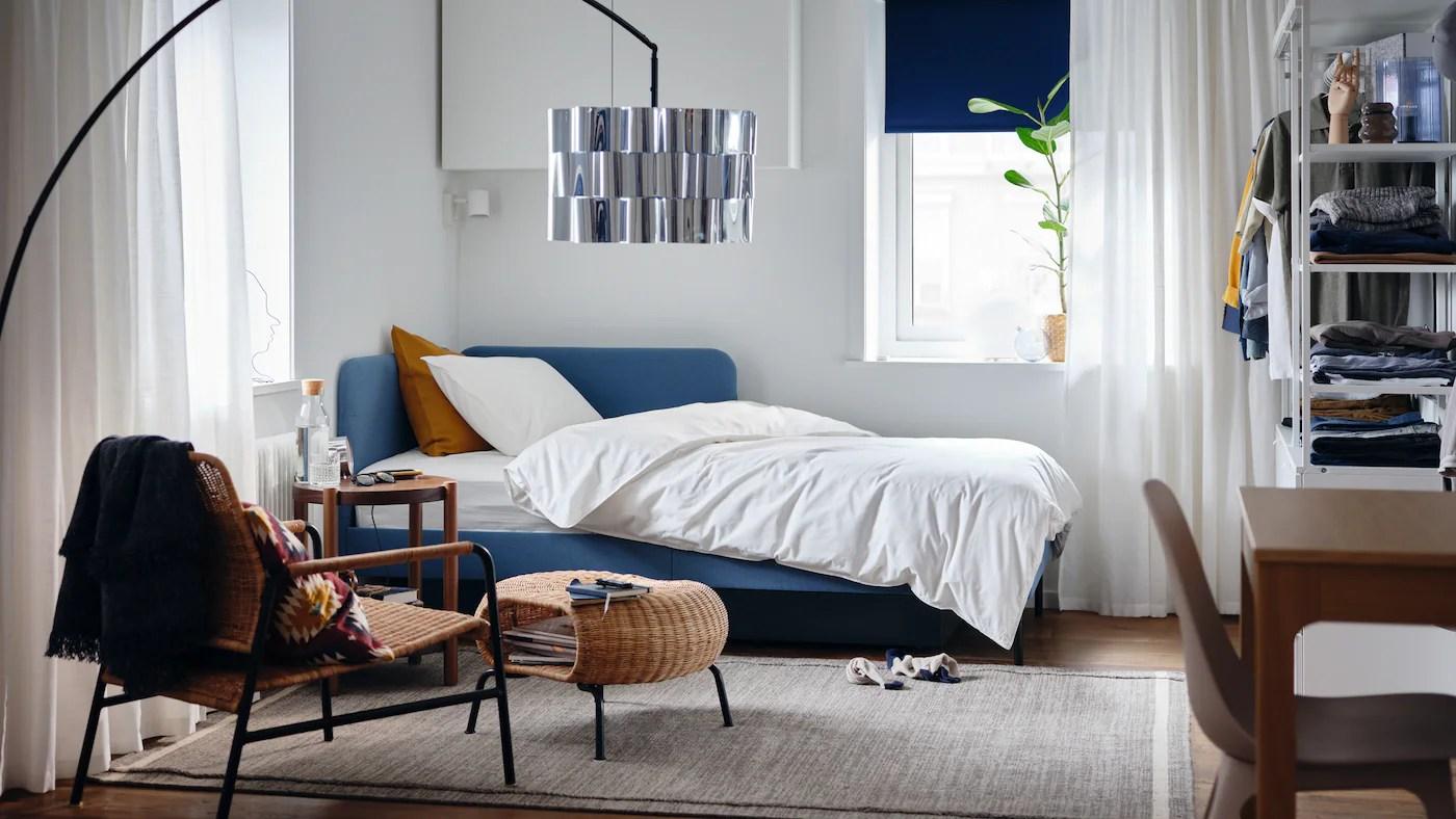 Guarda la nostra galleria di idee e trova la soluzione più adatta al tuo stile e al. Una Galleria Di Idee Per La Tua Camera Da Letto Ikea It