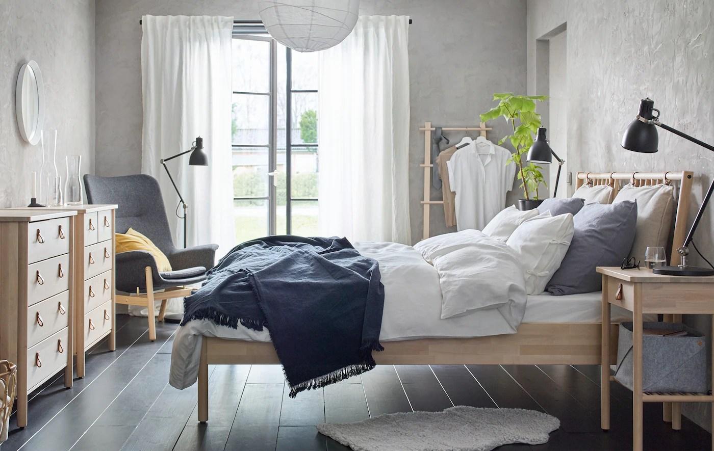 Des Meubles De Chambre à Coucher Faits Pour Durer Presque