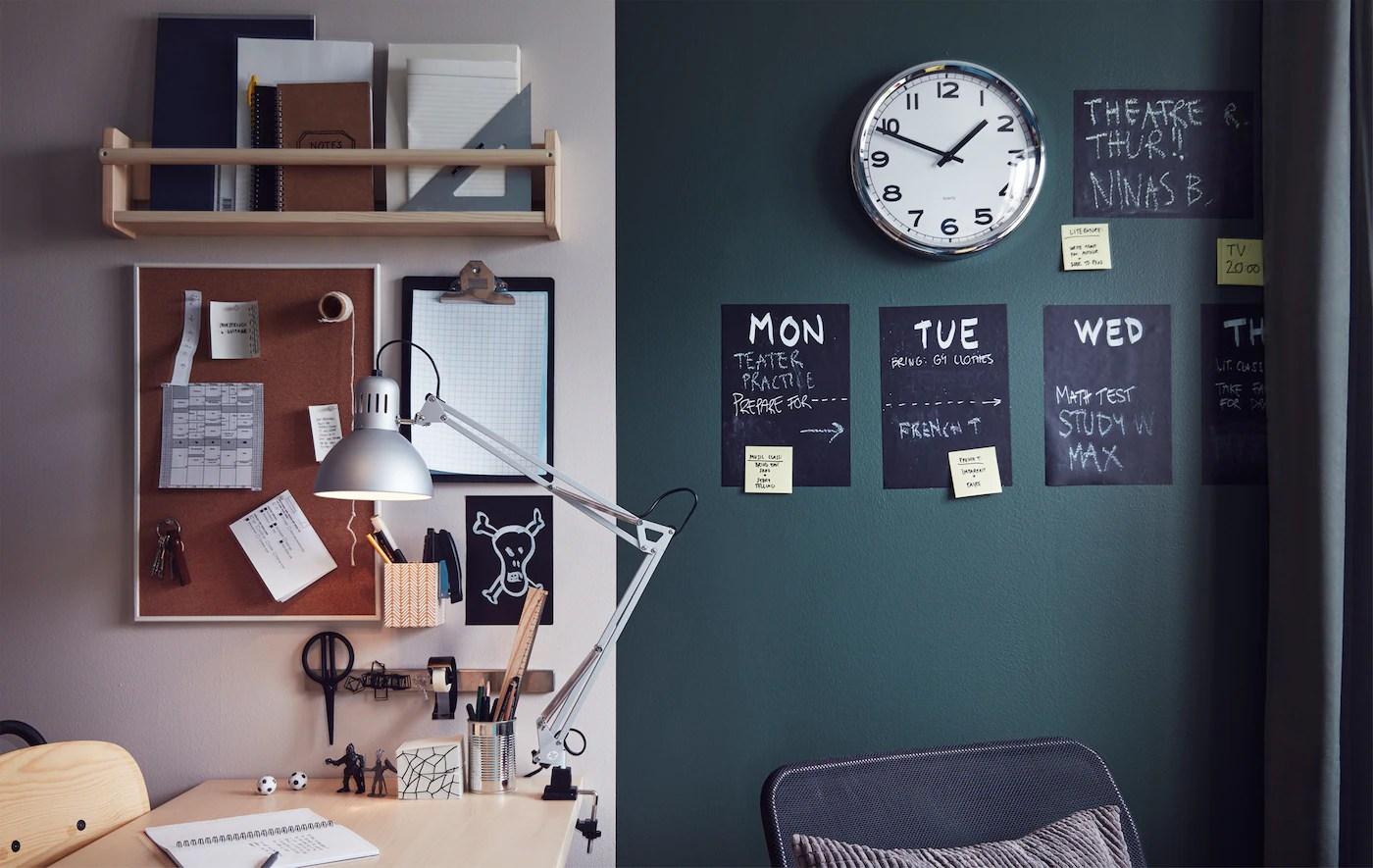 Inspiration Chambre Dado Ikea
