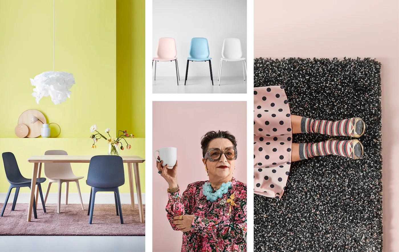 Lasciati Ispirare Dal Nuovo Catalogo Ikea 2019 Ikea