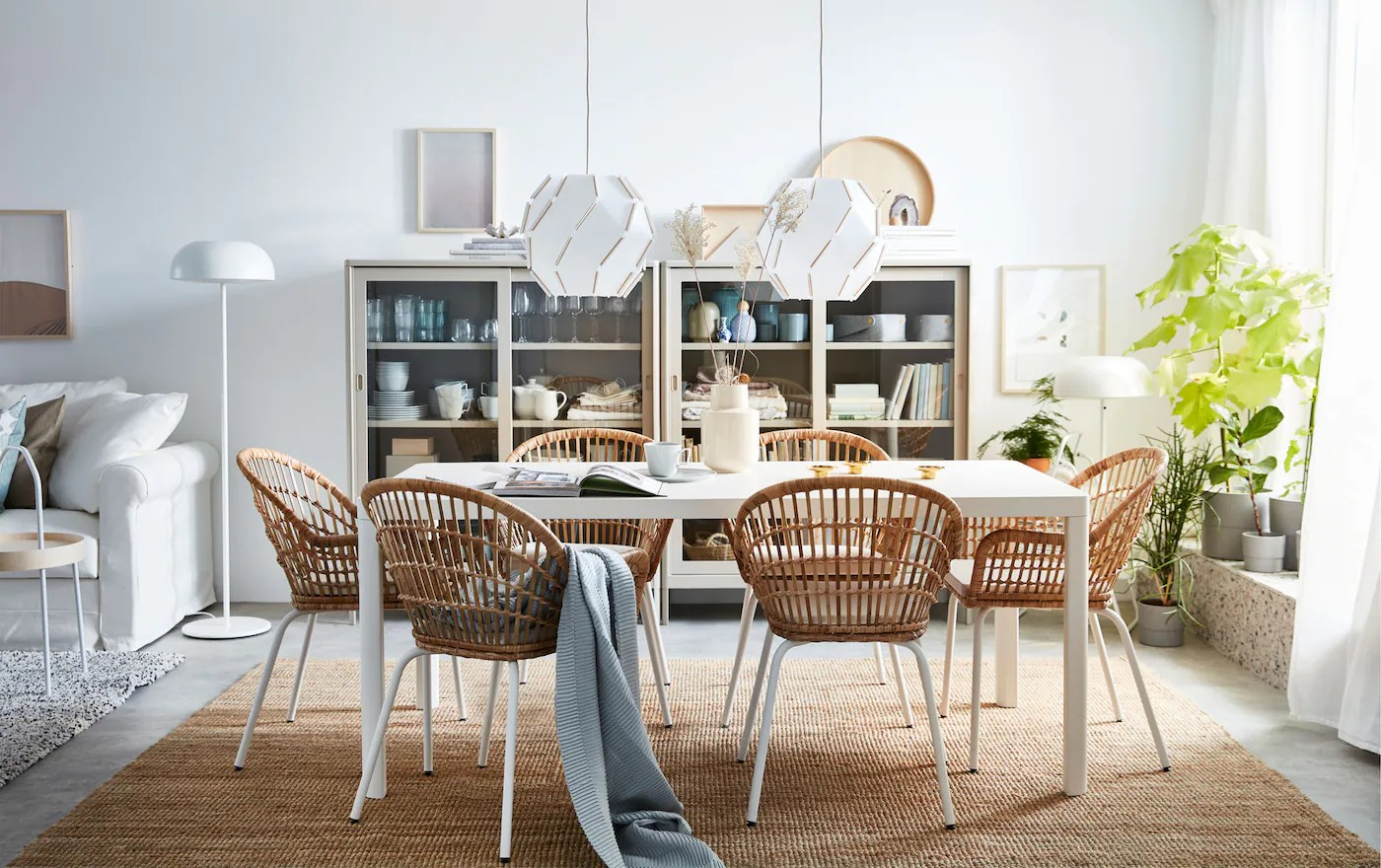 Weave Your Unique Dining Room Look Ikea Malaysia Ikea