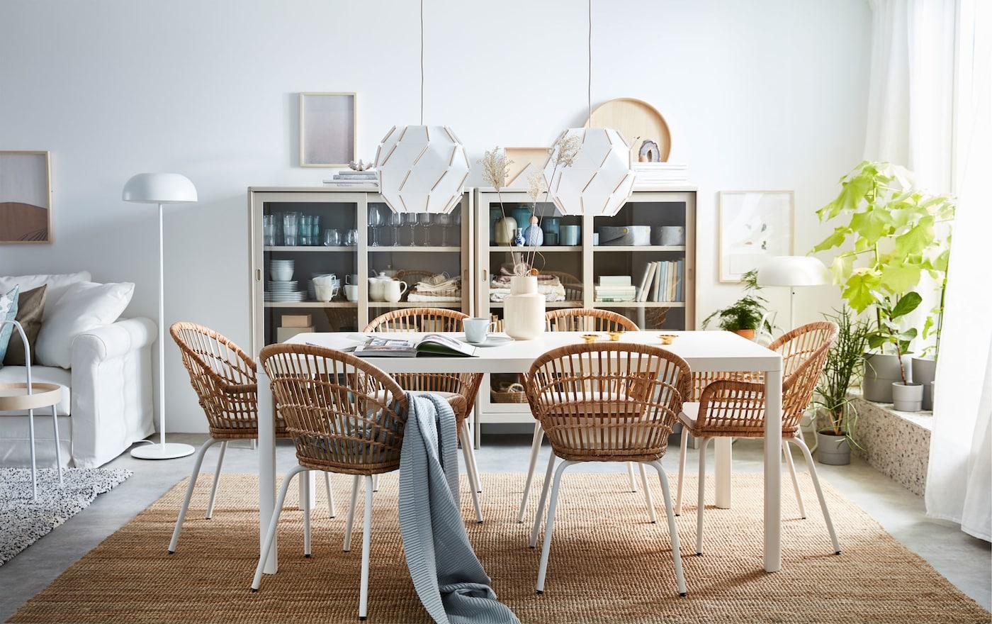 Idee Per Arredare La Sala Da Pranzo Ikea