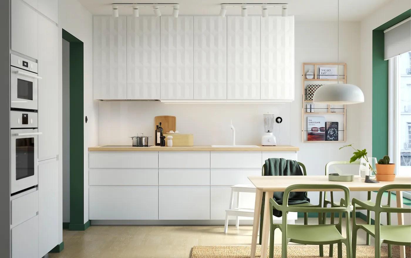 Una Cucina Dal Gusto Scandinavo Ikea