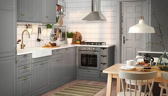 Cucine Diversi Stili E Qualità Ikea
