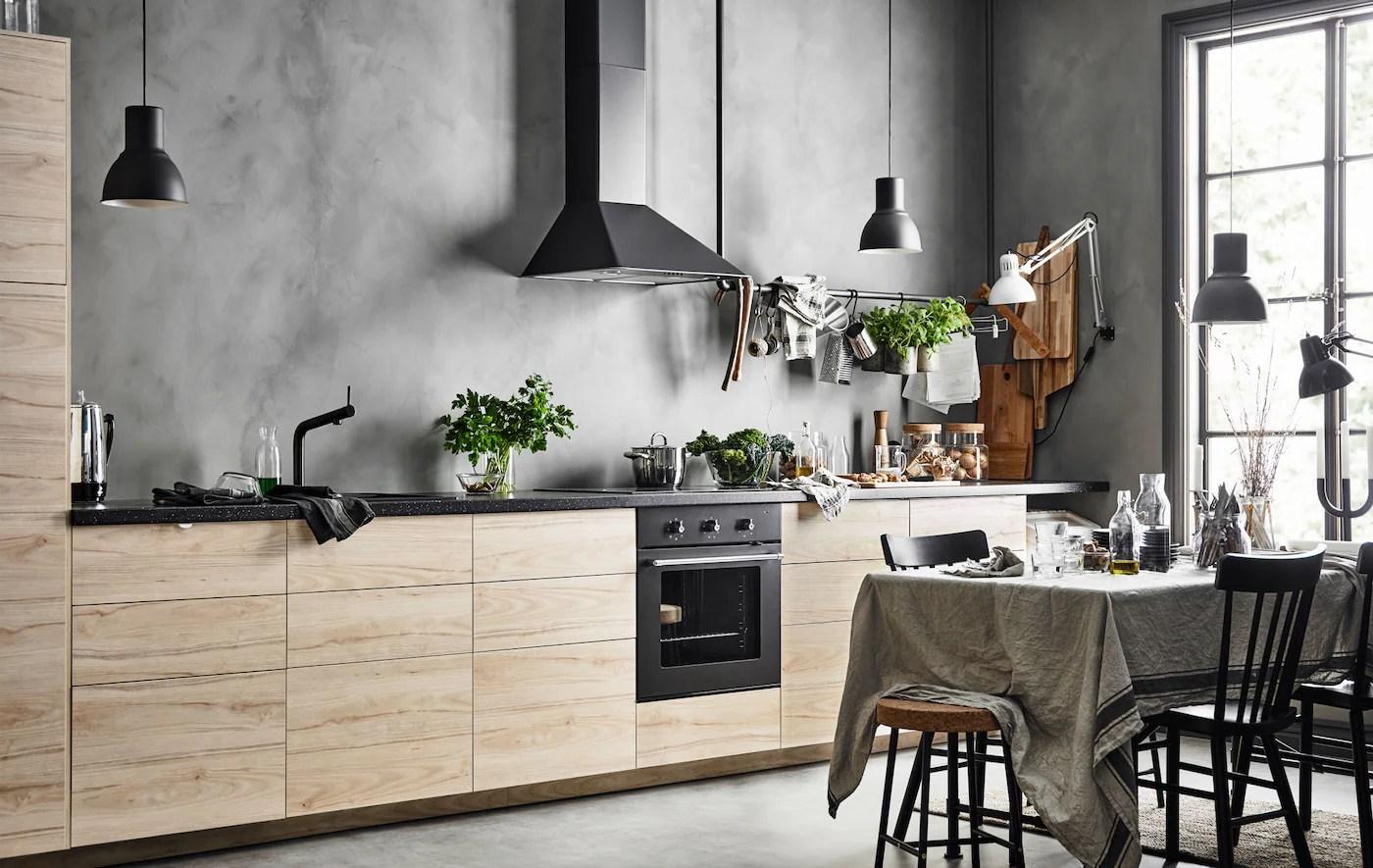 Planification De Cuisine Avec Un Decorateur Ikea Suisse