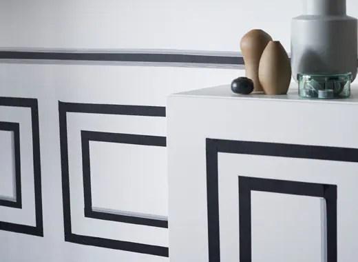 Dove applicare gli adesivi murali ikea; Decorazioni Con Il Nastro Adesivo Veloci E Convenienti Ikea Svizzera