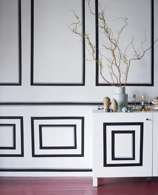 Adesivi murali, decorazioni per le pareti e vetrofanie. Decorazioni Con Il Nastro Adesivo Veloci E Convenienti Ikea Svizzera