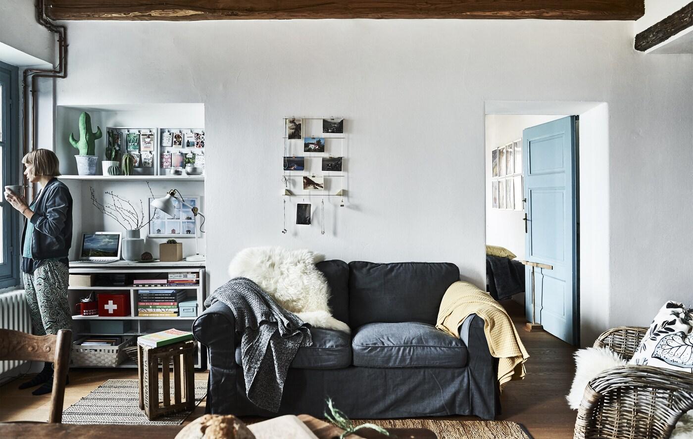 Alte Und Neue Möbel Kombinieren Ikea Ikea