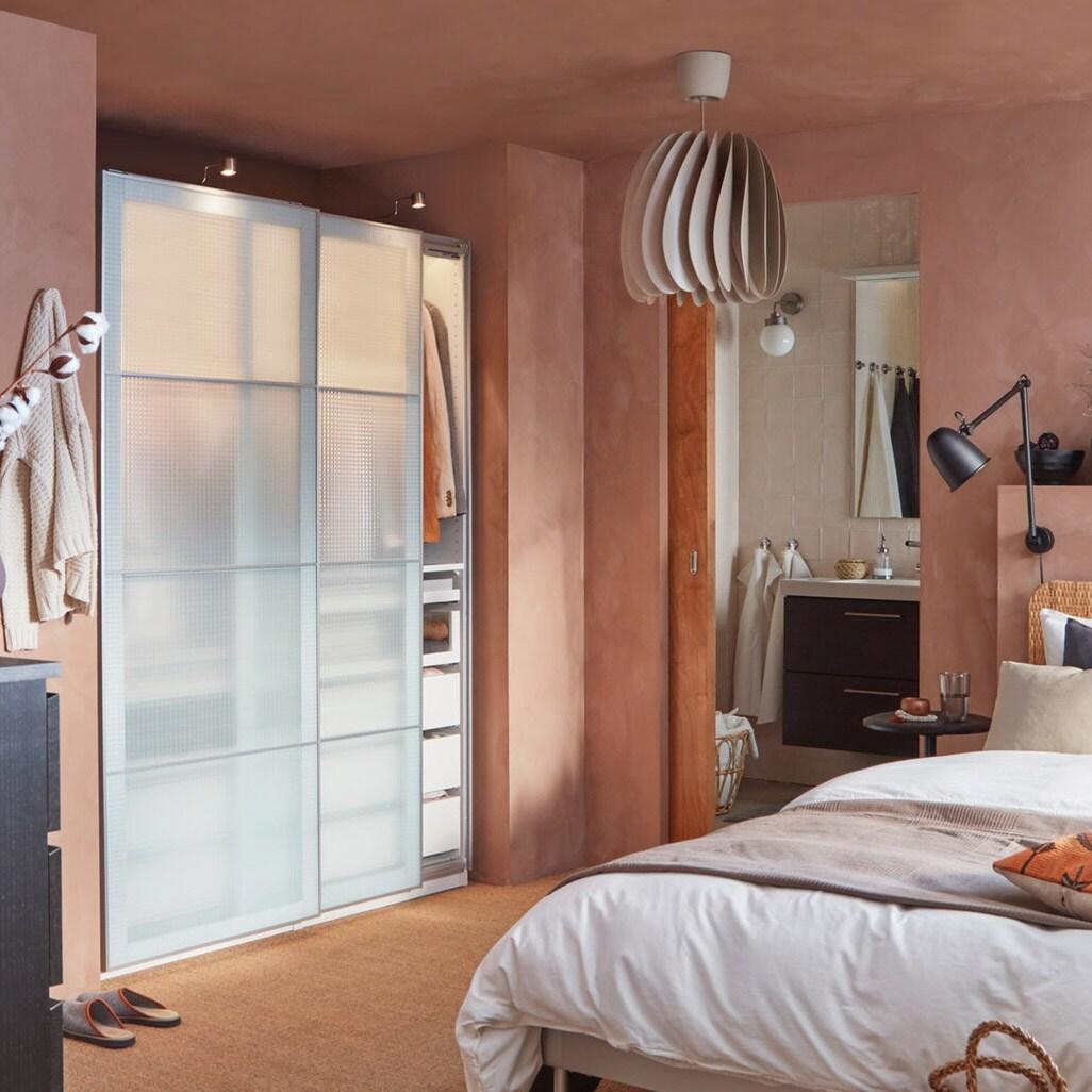 Design Dit Eget Pax Garderobeskab I Netop Din Stil Ikea