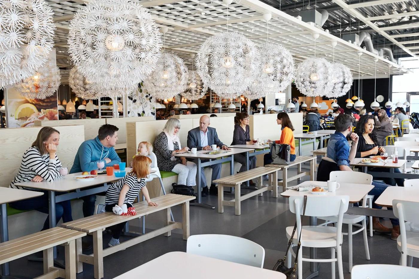 Essen bei IKEA Restaurant Rezepte  mehr  IKEA