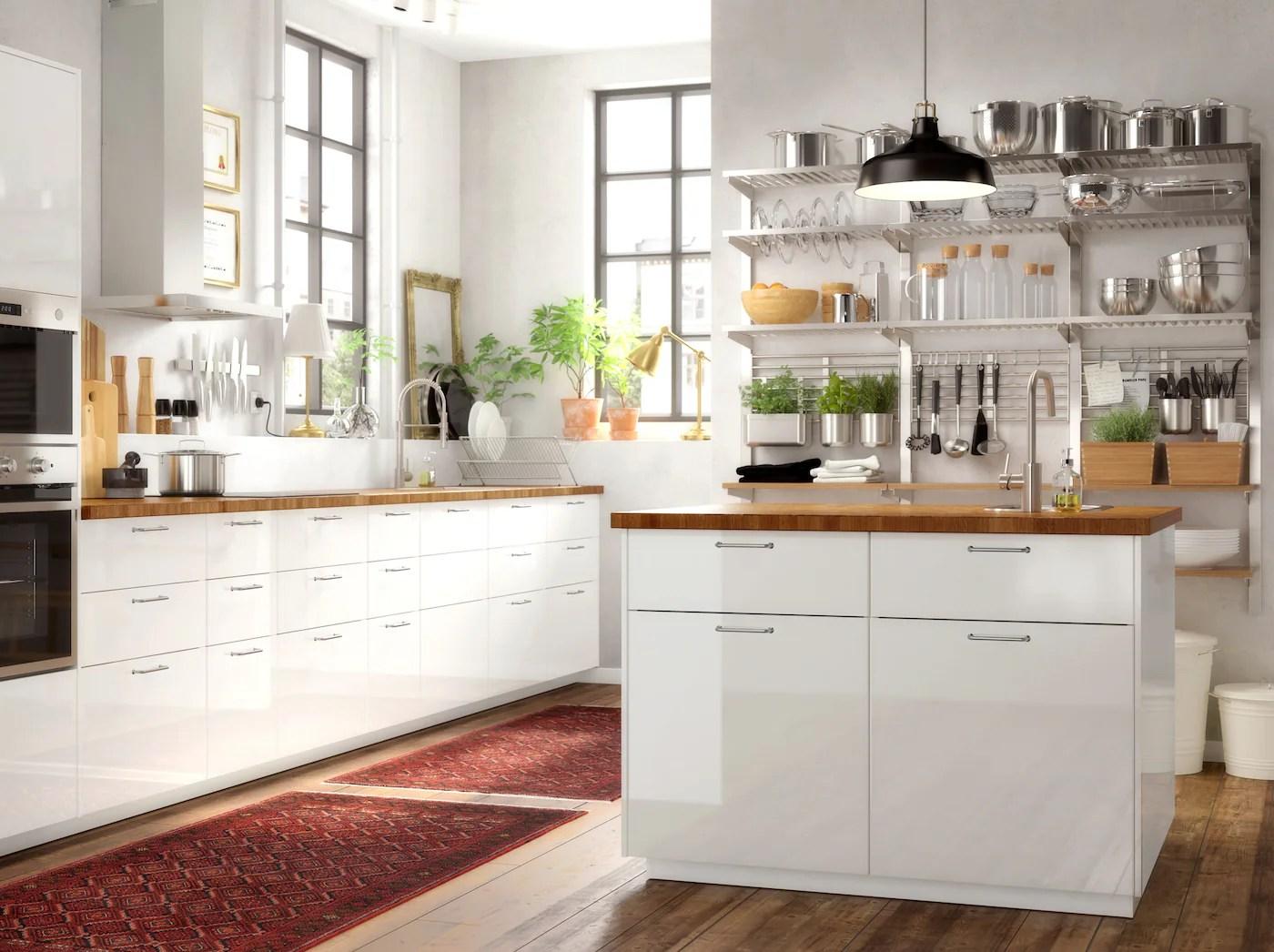 Stilvolle Kche Einrichtung  Accessoires  IKEA