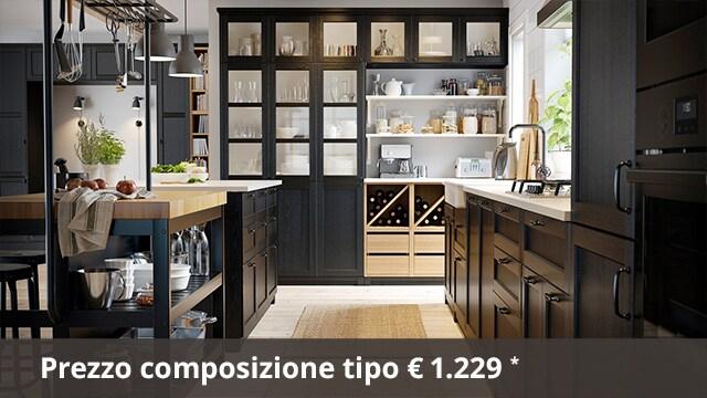 Con idoors puoi cambiare le ante della tua vecchia cucina ikea, scegliendo tra le nostre. Galleria Con Foto Di Cucine In Diversi Stili Ikea It