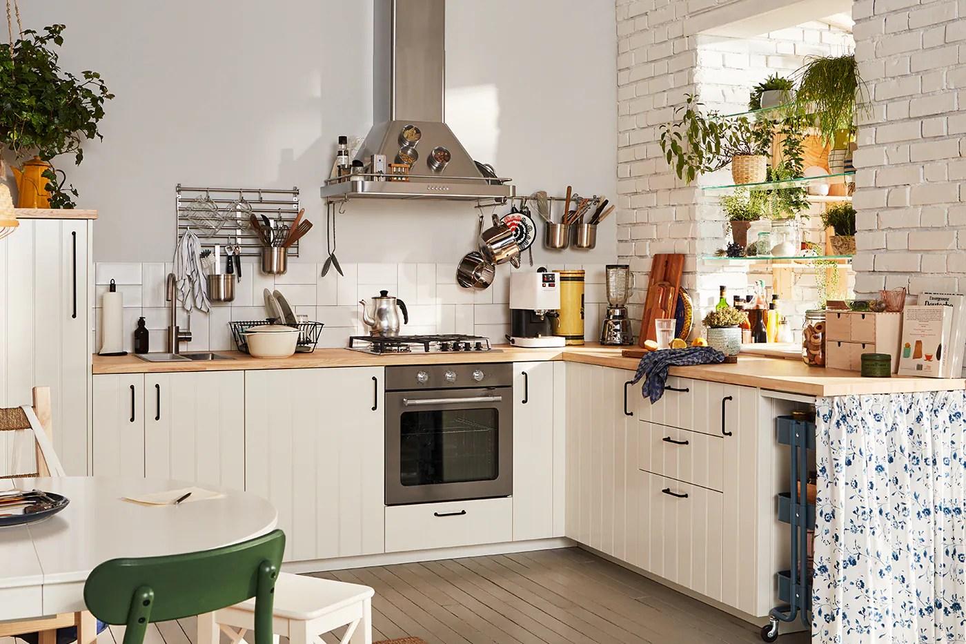 Hier herrscht kreative Ordnung  IKEA