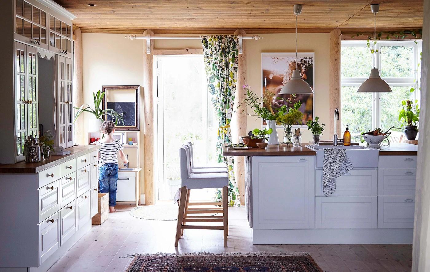 Di antonella grandi su pinterest. Create A Traditional Country Style Home Ikea