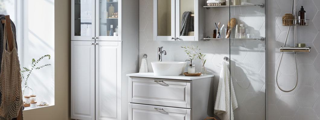 Badmbel  BadezimmerAufbewahrung gnstig kaufen  IKEA