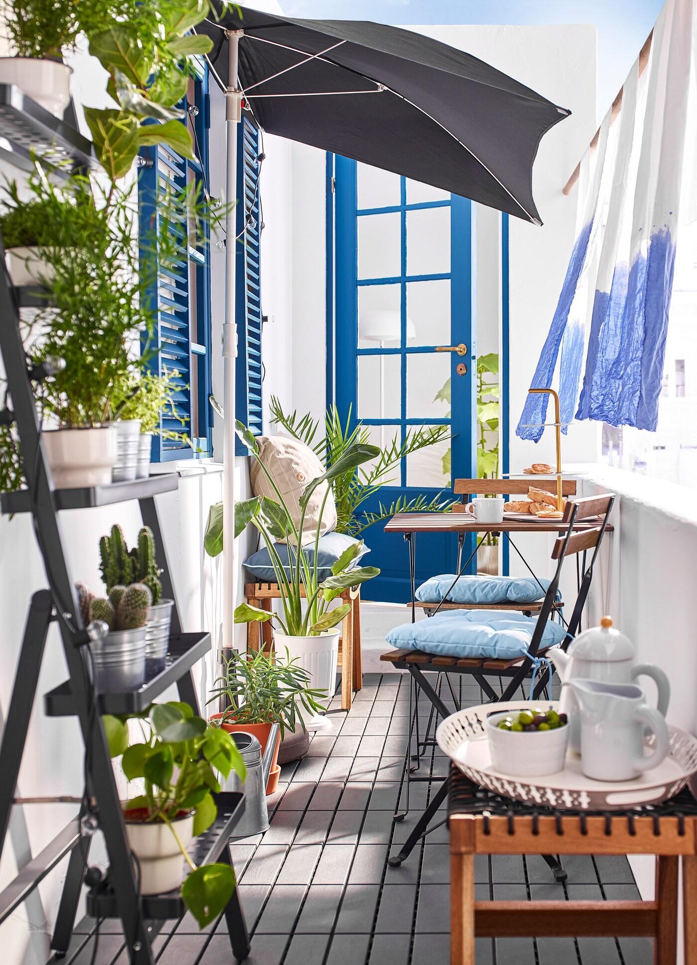 Un Angolo Di Relax Per Le Tue Sere Destate Ikea