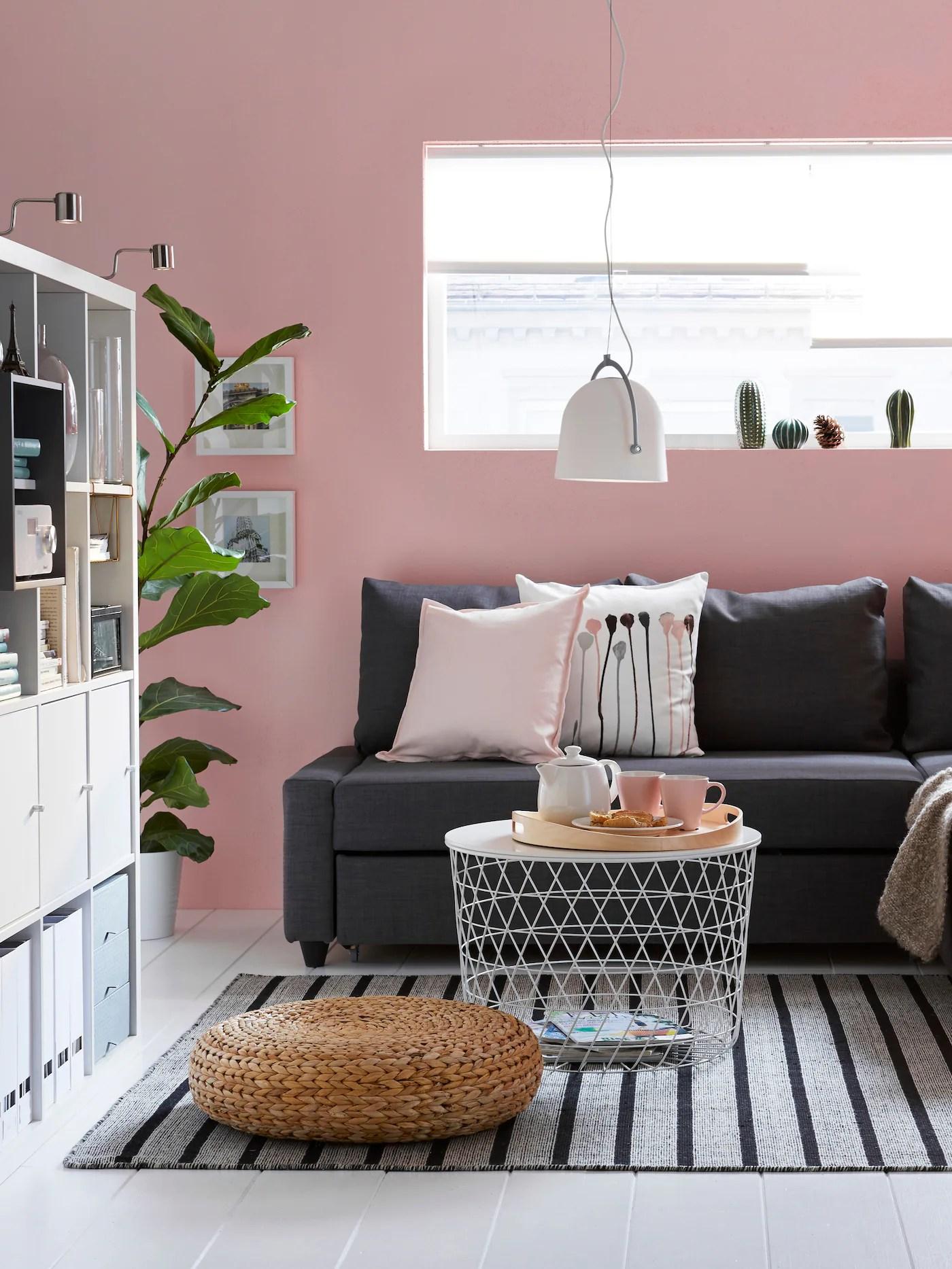 parete attrezzata con elementi sospesi. Librerie E Scaffali Ikea It