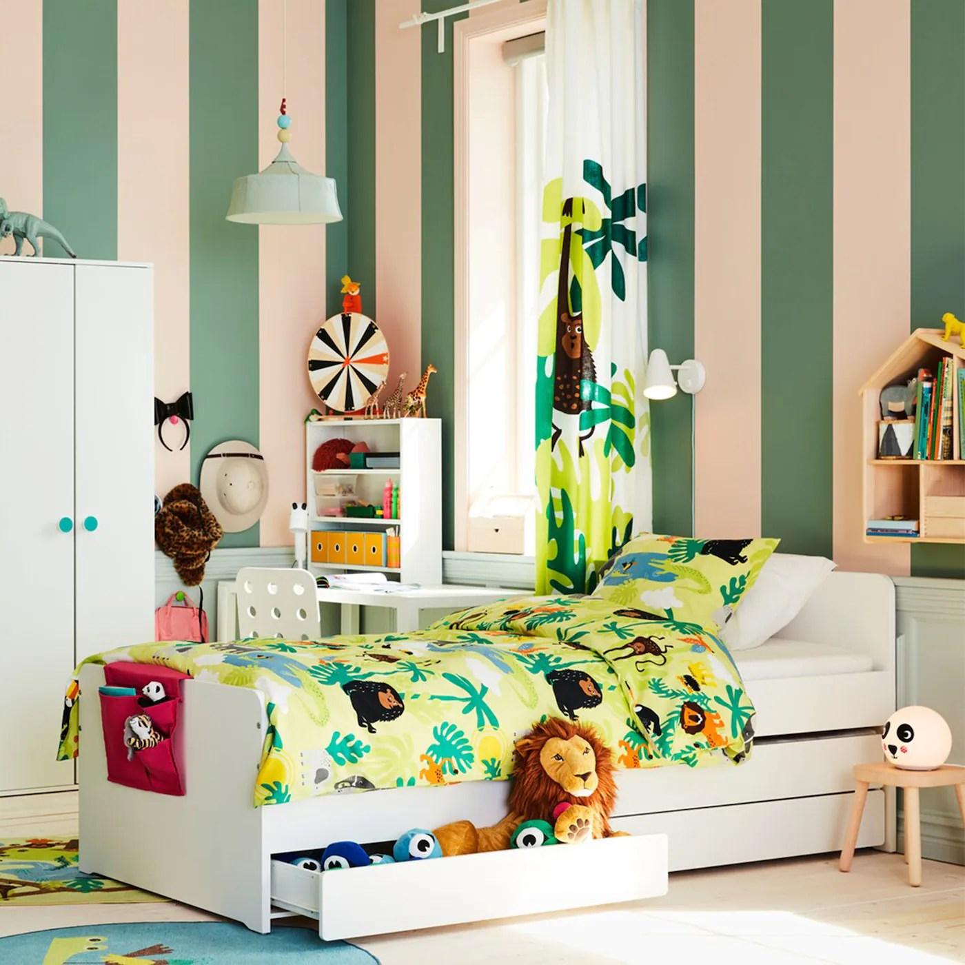 A children&39;s room jungle   IKEA