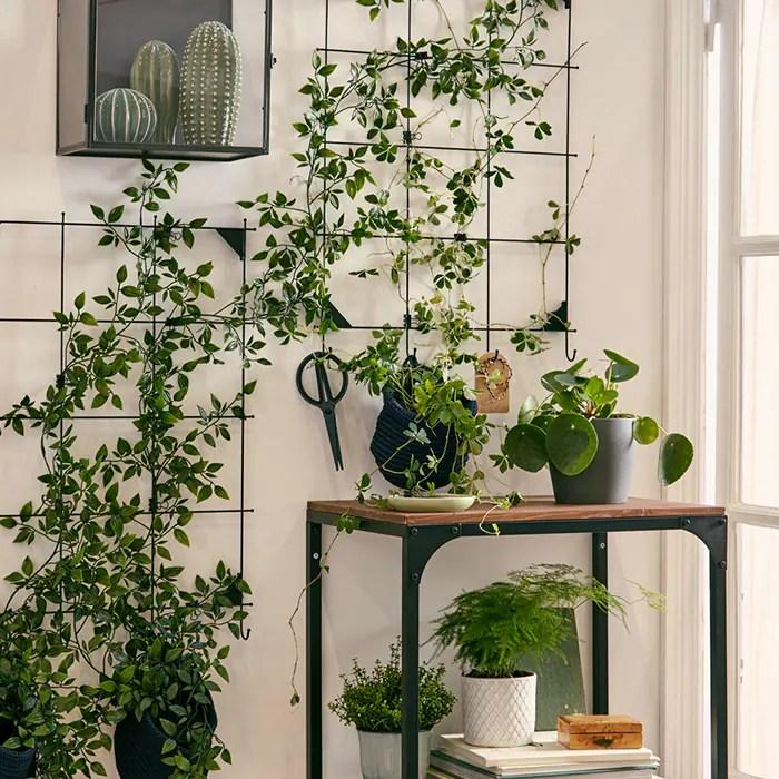 Kunstige planter kan ha mange av de samme effektene som levende.