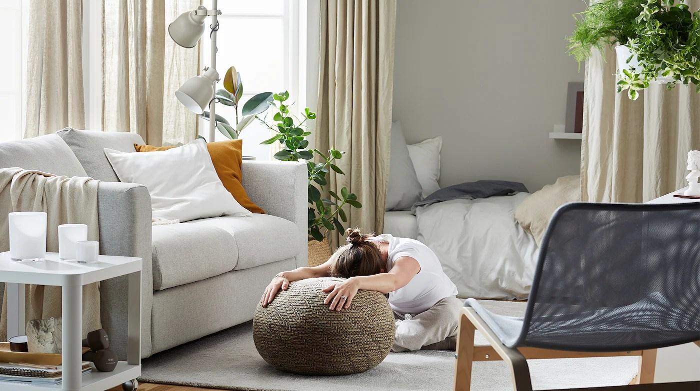Find Gode Ideer Til Indretning Af Stuen Ikea