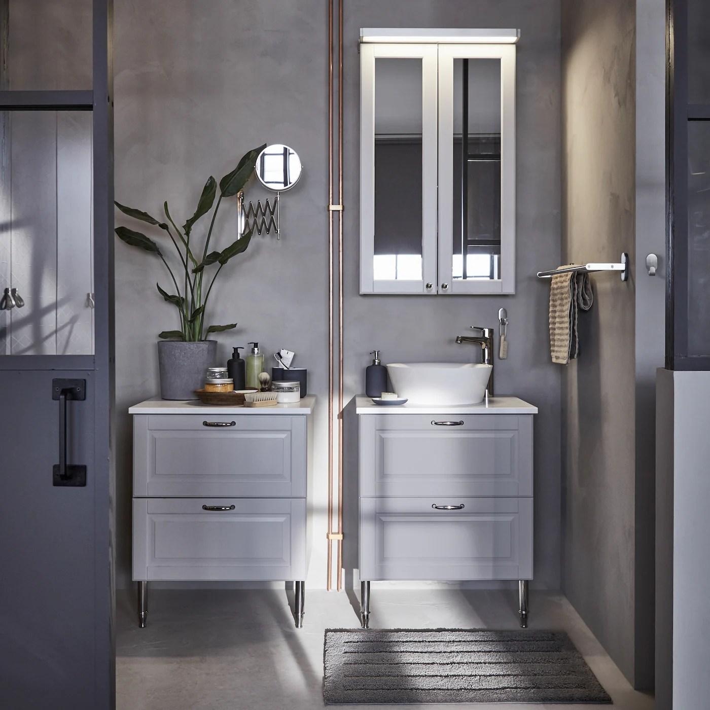 Inspiration Et Idées Pour La Salle De Bain Ikea