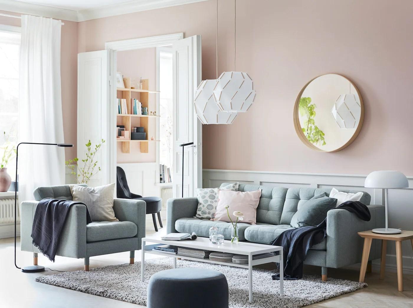 Calm Living Room Oasis Ikea Malaysia