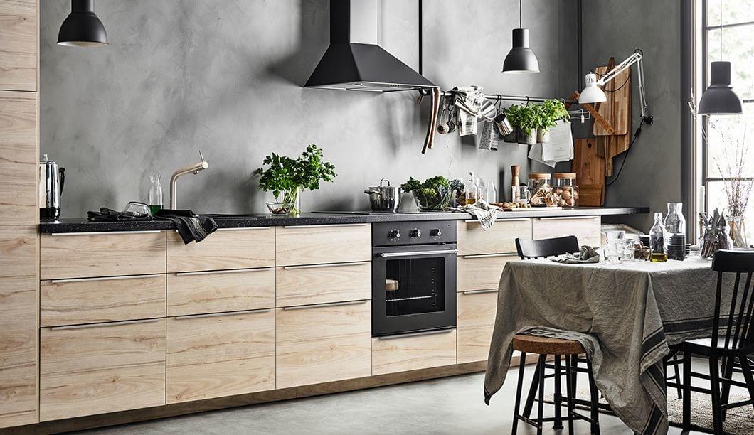 Soluzione Per La Cucina Metodaskersund Ikea