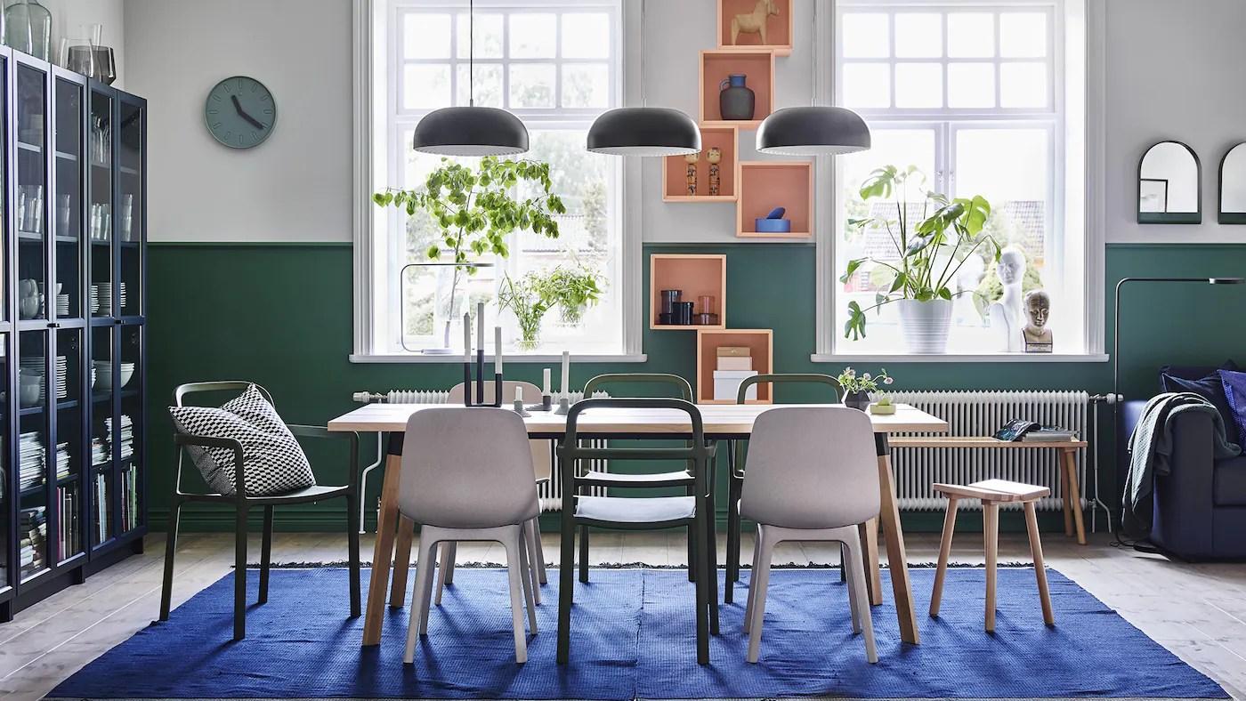 Meuble Salle à Manger Tables Chaises Buffet Et Ikea