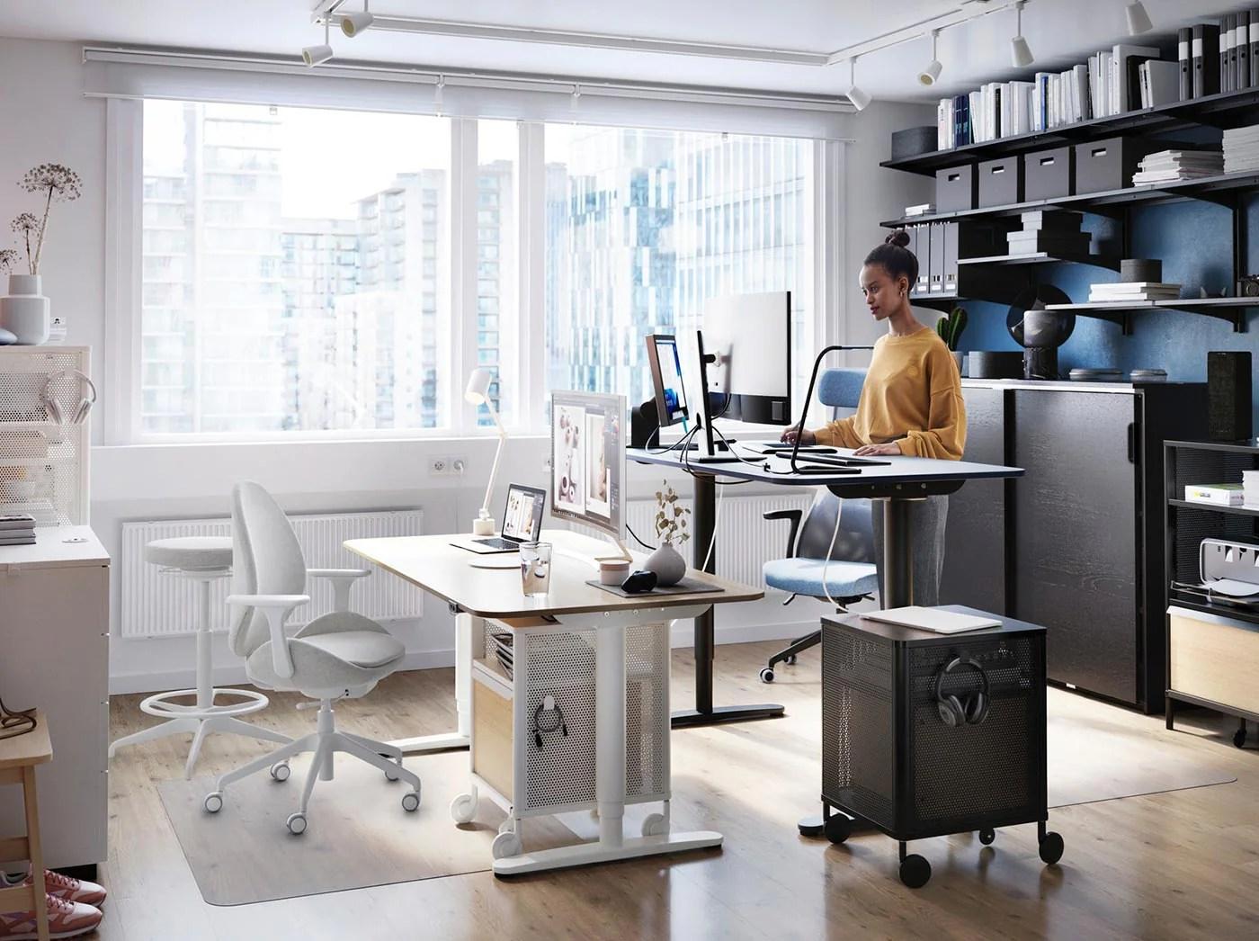 Idee E Suggerimenti Per Il Tuo Ufficio Ikea